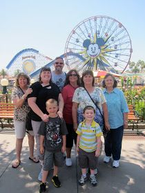 Babes in Disneyland: Top 5 Tips for Planning a Disneyland Resort Trip for a Large Group - Part 1