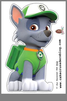 'PAW Patrol Characters' Sticker by in 2020 Paw Patrol Birthday Theme, Star Wars Birthday, 4th Birthday, Personajes Paw Patrol, Imprimibles Paw Patrol, Paw Patrol Stickers, Sky Paw Patrol, Paw Patrol Party Decorations, Paw Patrol Costume