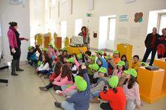 Exposição Era uma vez a informática recebe 70 alunos do Agrupamento de Escolas José Sanches de Alcains e São Vicente da Beira