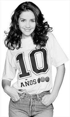 Natalia Oreiro :) #beauty #hair #series