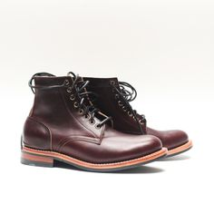 Oak Street Bootmakers - Color 8 Danite Trench Boot from Gramercy York