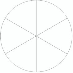 Blank Pie Chart Template Inspirational Diy Pie Chart Templates for Teachers Pie Chart Examples, Pie Chart Template, Easy Photo Editor, Pie Graph, Charts And Graphs, Free Charts, Art Therapy Activities, Group Activities, Craft Activities