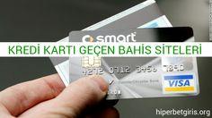 Kredi Kartı İle Bahis Oynatan Siteler