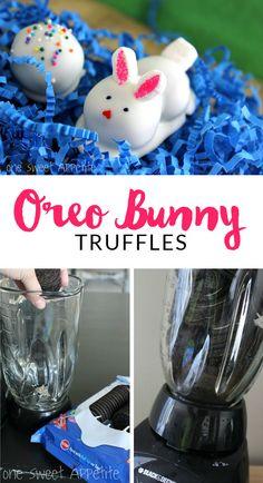 Oreo Bunny Truffles
