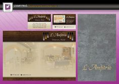 IDENTIDAD CORPORATIVA LA MAMBA NEGRA.  Restaurante L'Anfitrió:  Tarjetería, carta y carta de vinos.  Álbumes web de Picasa.  CONTACTO:  977 65 23 48 - 660 051 068  lamambanegraltafulla@gmail.com  C/ Marqués de Tamarit, 3C  43893 - Altafulla - Tarragona - España