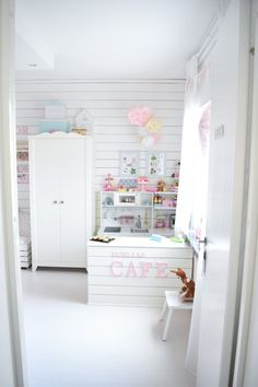 Bebisrum | Emilysliv Cubby Houses, Play Houses, Girls Bedroom, Bedroom Decor, Toy Rooms, Little Girl Rooms, Kid Spaces, Kids Decor, Kids And Parenting