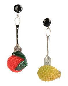 YOOX.La Hormiga earrings