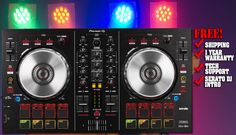 DJ Tools and DJ Controller From Chicago DJ Equipment.