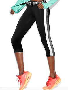 Ultimate Yoga Crop Legging PINK