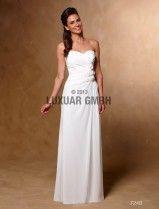 2014/1 bridal dress with shawl (lacing)