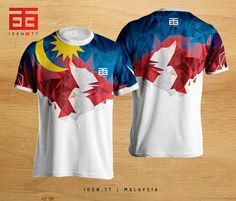 Merdeka Tshirt on Behance Sports Jersey Design, Badminton, Event Design, Sportswear, Behance, Graphic Design, Tees, Clothing, Mens Tops