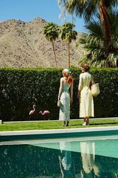 Bon Apetit Summer Editorial: Pool Party on Behance