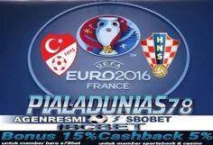 Prediksi Skor Bola Turki vs Kroasia 12 Juni 2016