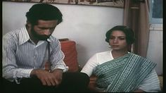 Sparsh (1980), one of the best movies by Sai Paranjape, starring Naseeruddin Shah, Shabana Azmi, Om Puri and Mohan Gokhle.    A true collectors' item