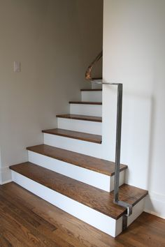 Folding Attic Stairs Hand Rail And Pulley System Misc