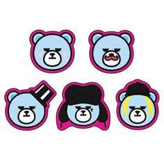 BIGBANGが所属するYGエンターテイメントには、KRUNKというマスコットキャラクターのクマがいて、アーティストのMVに登場することもあります。本日はこのKRUNKにスポットをあてて、KRUNKのオススメグッズをご紹介したいと思います!