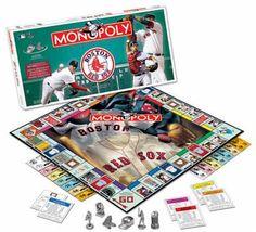 Boston Red Sox Monopoly
