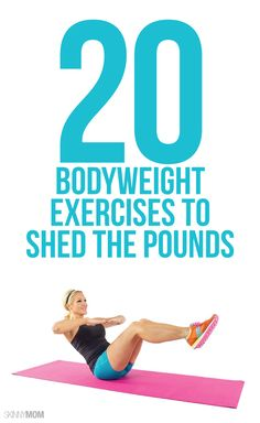 Do these moves anytime, anywhere to lose weight!