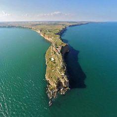 Cape Kaliakra N E Bulgaria