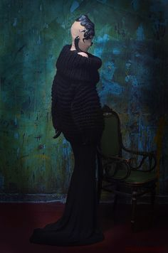 ROAD : A/W 2013  (via STEALTHPROJEKT)  that knit sweater and skirt are amaze.
