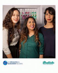 #theverynormalgirls au lancement de Batiste Maroc! - http://ift.tt/1HQJd81