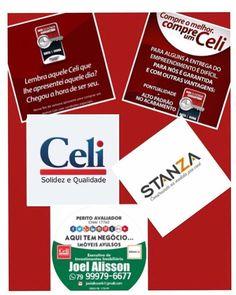 Aqui o Negócio é de verdade... Setembro vai ser o Mês das Vantagens Celi/Stanza...  Consulte-nos!!'