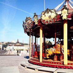 Le manège de #Lyon