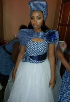 ❣❣ Best Tswana Traditional Wedding Clothes ❣❣ ⋆ fashiong4