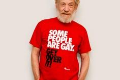Muza :: Informe-se, Inspire-se!: Ian McKellen vai protagonizar seriado sobre gays na terceira idade