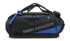 Athletics Performance Sports Bag:  Flexible Tasche mit drei Tragemöglichkeiten: als Rucksack, über die Schulter oder am Griff. Wet-Dry-Bodenfach mit Meshbelüftung. Stoßgeschütztes Hardcase schützt Wertsachen. Mit Netzriemen zum Verstauen eines Helms und schräg platzierten Außenfächern für sichere Aufbewahrung von Trinkflaschen. Großes, intelligent strukturiertes Stauvolumen: übersichtliches Hauptfach, flexible Außentaschen sowie Organisationsfach mit integrierten Reißverschlusstaschen.