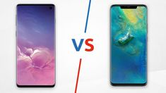 The Samsung Galaxy and Huawei Mate 20 Pro are the most popular Android smartphones on the market. Now let's compare the two phones in all directions. Cell Phone Pouch, Cell Phone Plans, Cell Phone Picture, Smartphone, Old Phone, New Phones, Smudging, Screen Protector, Give It To Me