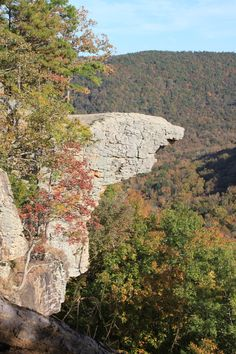 Hawksbill Crag. Been there,  And loved it.