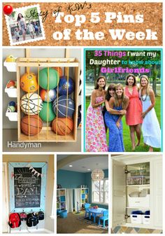 Crazy Good Home Organization Ideas & Toy Storage Solutions! ... and a reminder to spend more time with friends