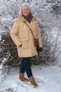 XL Cheap & Chic: Pakkasella - Winter outfit...