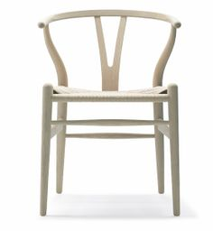 Hans Wegner: Wegner Wishbone Chair