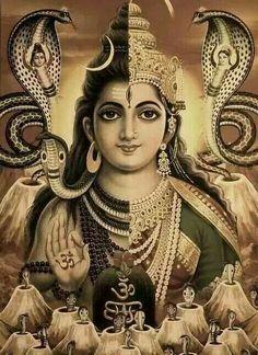 """38. """"Por isso, muitas vezes ele  (Shiva) é representado como um cadáver acima do qual Shakti dança, ou com o qual ela tem relações sexuais.   Enquanto Shiva e Shakti estão separados, o universo é dinâmico, ele se transforma, está ativo. Quando Shiva e Shakti se unem e se fundem em uma unidade, toda multiplicidade desaparece, o tempo pára.""""  (Fonte: Roberto de A. Martins, para o site Shri Yoga Devi.) Shiva Shakti                                                       …"""