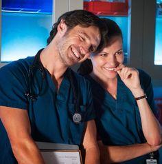 TC and Jordan - the night shift - Eoin Macken & Jill Flint