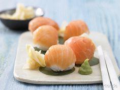 Rezept: Sushi-Bällchen