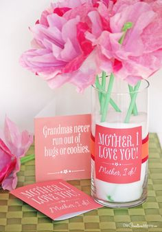 168 Best Holidays Mother S Day Images Mothers Day Crafts