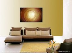 Original Abstract Paintings, Fine Art Summer Sale, 30% off your ENTIRE ART PURCHASE. Discount has already been applied. Also, buy two paintings get a third of equal or lesser value. Abstract Painting Gold Metallic Textured Original By Dan Lafferty - RIPPLES OF GOLD - 24 x 36 FREE PAINTING OFFER: ~ Bundle Special - Buy any 2 Original Paintings and get a 3rd painting of equal or lesser value FREE! *Please click on each image above to see an enlargement. *Please note the metallic pai...