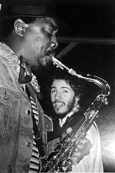 Bruce Springsteen  -  We loved him a lot too Bruce.  Miss you Big Man.   .   .   .   .   sami
