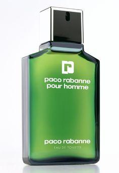 1973: Paco Rabanne pour Homme, c'est la première fougère aromatique, destinée à couper le souffle. Le flacon est intemporel et masculin tel une flaque de whisky. Ce parfum est devenu mythique et figure toujours dans le top 5 de nombreux pays.