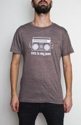 This is my jam tee from the This Creative Life line by Robo Roku. $25 roboroku.com