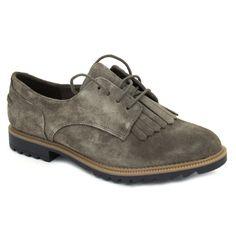 2c5af609 Clarks Griffin Mabel zapatos estilo casual para mujer hechos con pieles  suaves y flexibles. Para