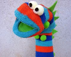 fantastic site for homemade sock and other puppets