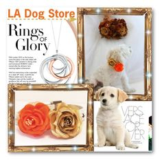 LA Dog Store by ladogstores on Polyvore featuring polyvore, Tiffany & Co., fashion, style and clothing