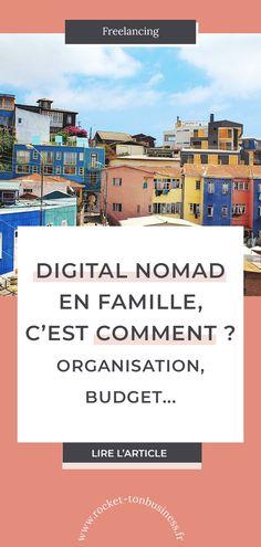 Témoignage : digital nomad en famille. Je reçois aujourd'hui sur le blog Valérie, digital nomad en famille depuis quelques années. Elle nous raconte sa vie de freelance à l'étranger, son avis sur l'expatriation en famille, les grands bonheurs comme les petits malheurs. Si travailler à l'étranger te dirait bien, fonce lire son témoignage !