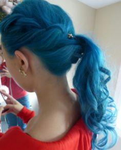 Blue love it