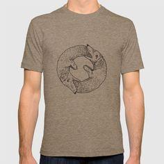 Dog Eat Dog T-shirt by Andrew Henry | Society6