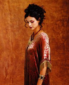 Morena Baccarin as Inara Serra, Firefly — Awesome People On TV